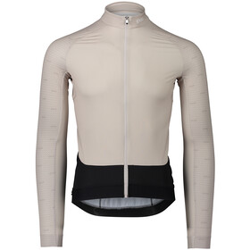 POC Essential Road LS Jersey Men, poc o light sandstone beige